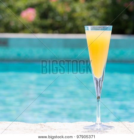 Glass Of Bellini