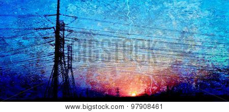 Power In Blue