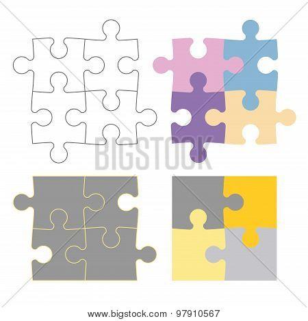 Puzzle constructor