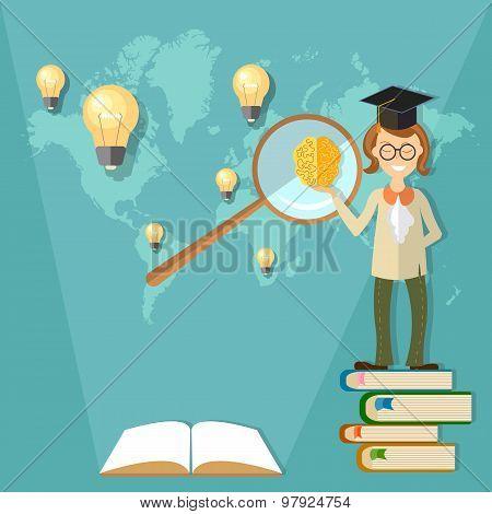 Education, International Training, Professor, Student, Teacher, Back To School, Communication