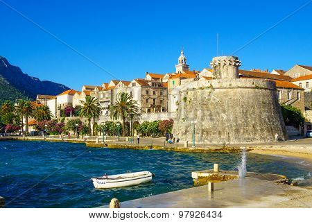 Korcula City - West Side