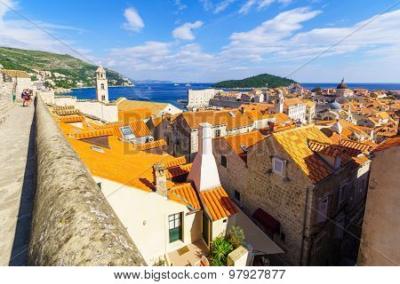 Old City And Walls, Dubrovnik