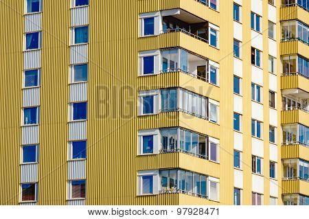 Living In High Rise