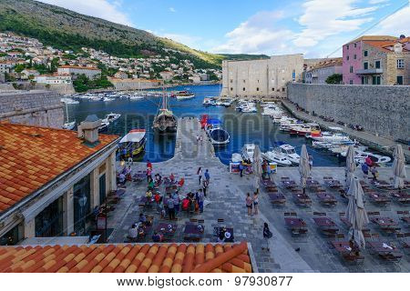 Old City Port, Dubrovnik