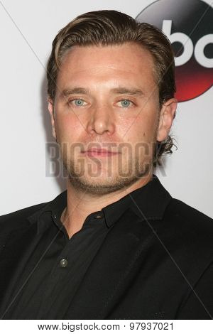 LOS ANGELES - AUG 4:  Billy Miller at the ABC TCA Summer Press Tour 2015 Party at the Beverly Hilton Hotel on August 4, 2015 in Beverly Hills, CA