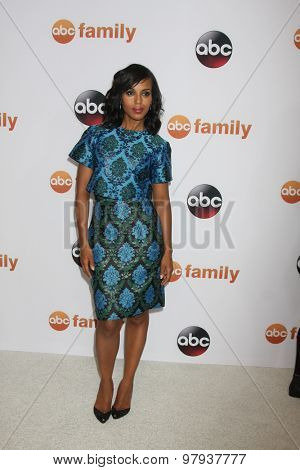 LOS ANGELES - AUG 4:  Kerry Washington at the ABC TCA Summer Press Tour 2015 Party at the Beverly Hilton Hotel on August 4, 2015 in Beverly Hills, CA
