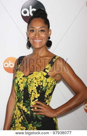 LOS ANGELES - AUG 4:  Tracee Ellis Ross at the ABC TCA Summer Press Tour 2015 Party at the Beverly Hilton Hotel on August 4, 2015 in Beverly Hills, CA