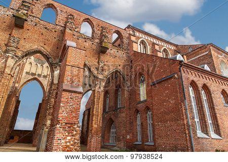 Tartu Cathedral Ruin