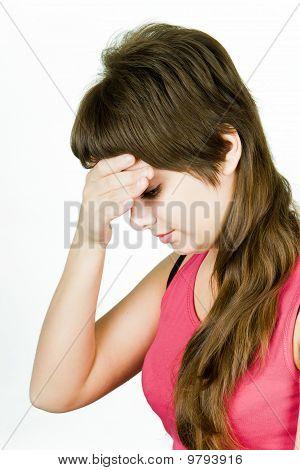 Headache Girl