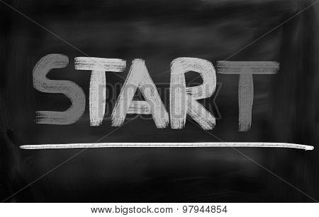 Start Concept