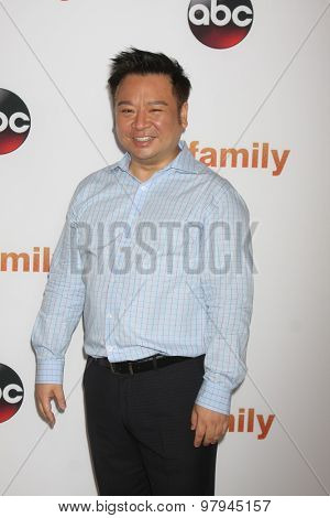 LOS ANGELES - AUG 4:  Rex Lee at the ABC TCA Summer Press Tour 2015 Party at the Beverly Hilton Hotel on August 4, 2015 in Beverly Hills, CA