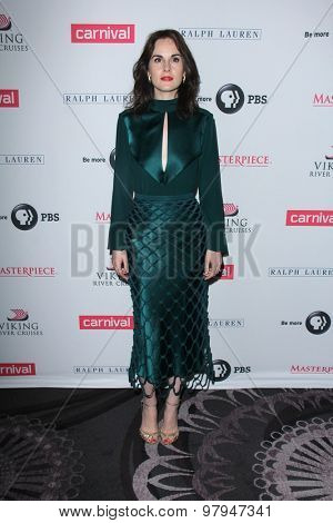LOS ANGELES - AUG 1:  Michelle Dockery at the
