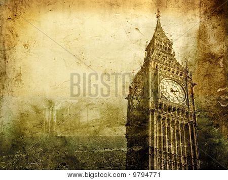 Big Ben vintage