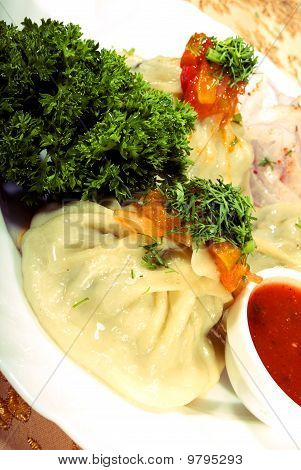 Hot Asian Dish