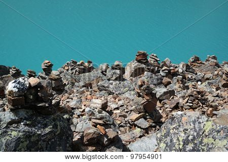 Altai mountains. Russia