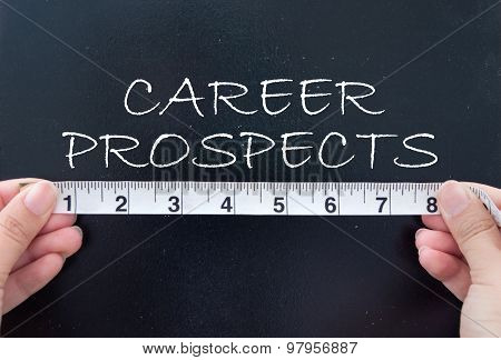 Measuring Career Prospects
