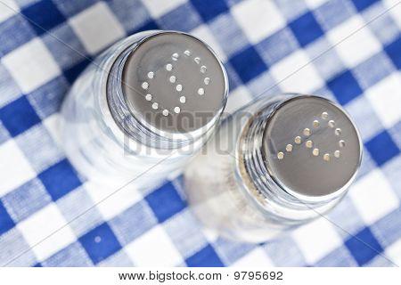 Salt And Pepper Shaker