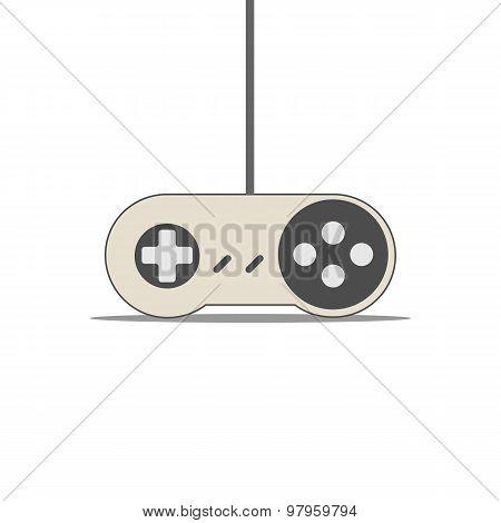 Vintage Game Joystick