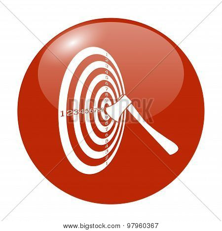 Vector Target Icon