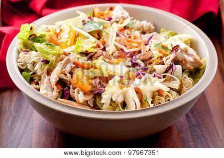 Chicken Mandarin Salad