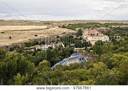 Segovia Monastery Of Saint Mary Of Parral