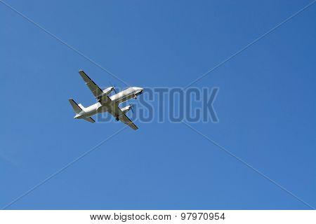 Golden Air Airplane