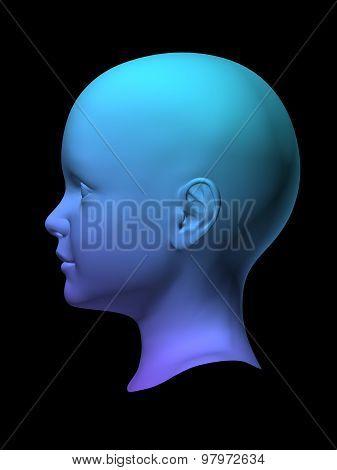 Child Head