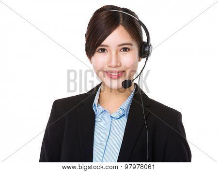 Customer services representative