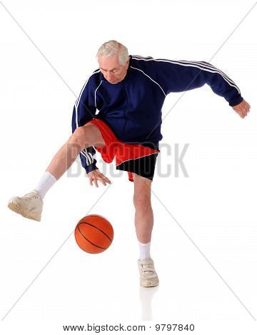 Fancy Senior Dribble