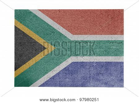 Large Jigsaw Puzzle Of 1000 Pieces - South Africa