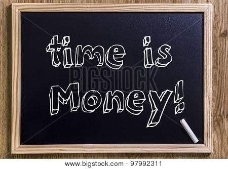 Time Is Money!
