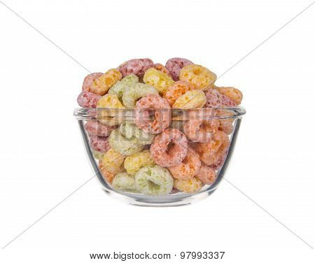 Cereal Isolated