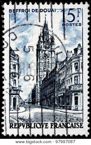 Douai Stamp