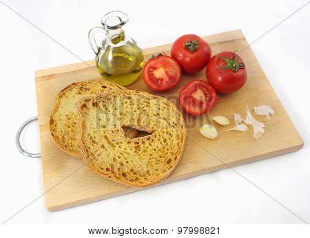 Italian crisp bread