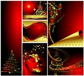 foto of merry christmas  - Merry Christmas and Happy New Year collection - JPG