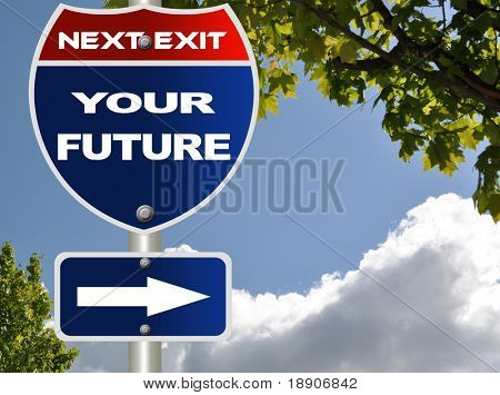 Your future road sign