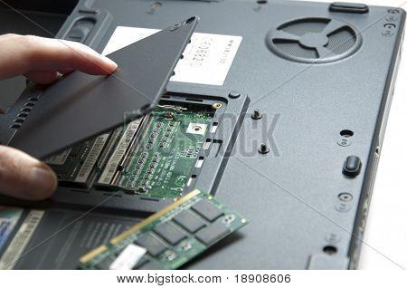 Fixing computer problem
