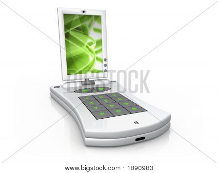 Palm digital
