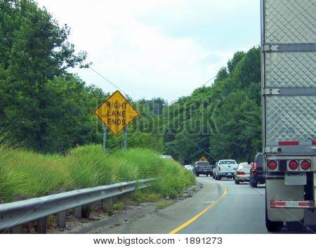 Highway Traffic Standstill