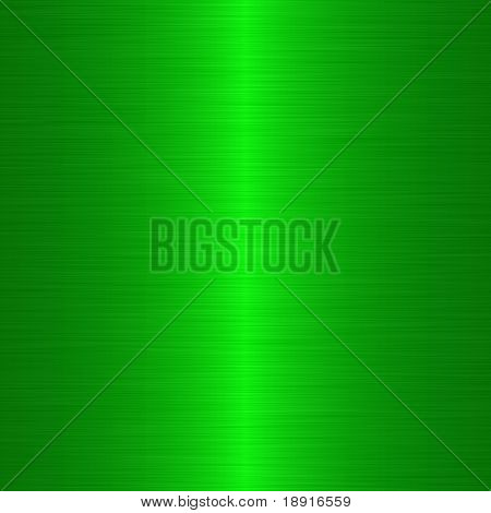neon green brushed metal background with vertical highlight