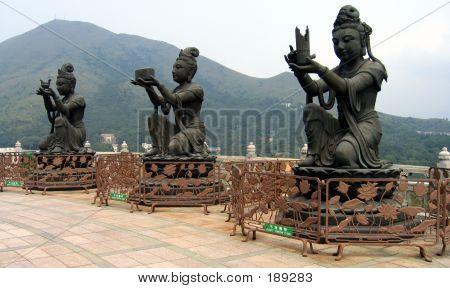Deidades budistas