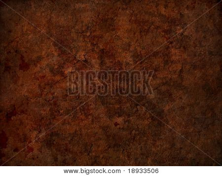 Rusty background for design work
