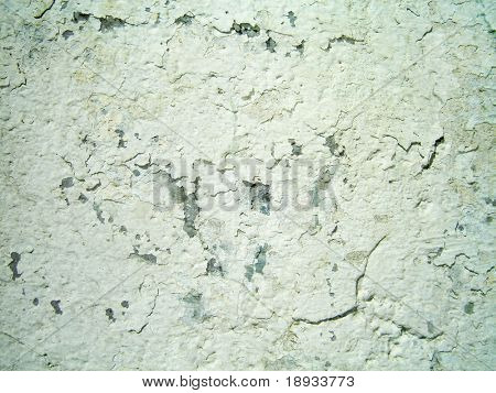 White wall stone background