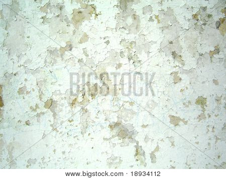 White wall stone background