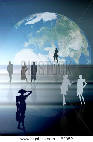 Conceptual Business Image