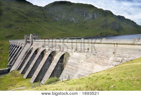 Lawers Dam