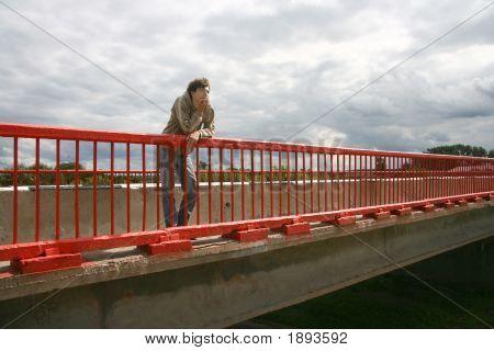 The Guy On The Bridge.