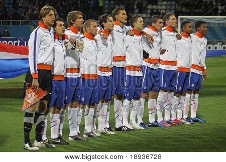 Holland (under-21) National Team