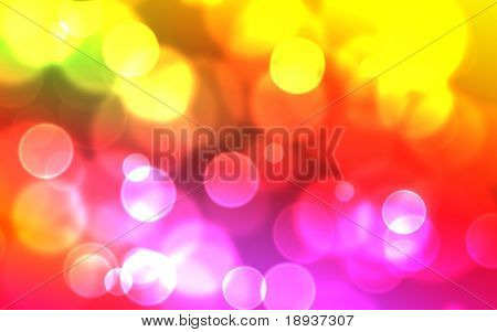abstract beautiful defocused light background
