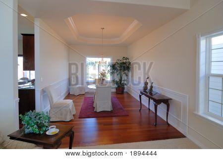 Open Dinning Room